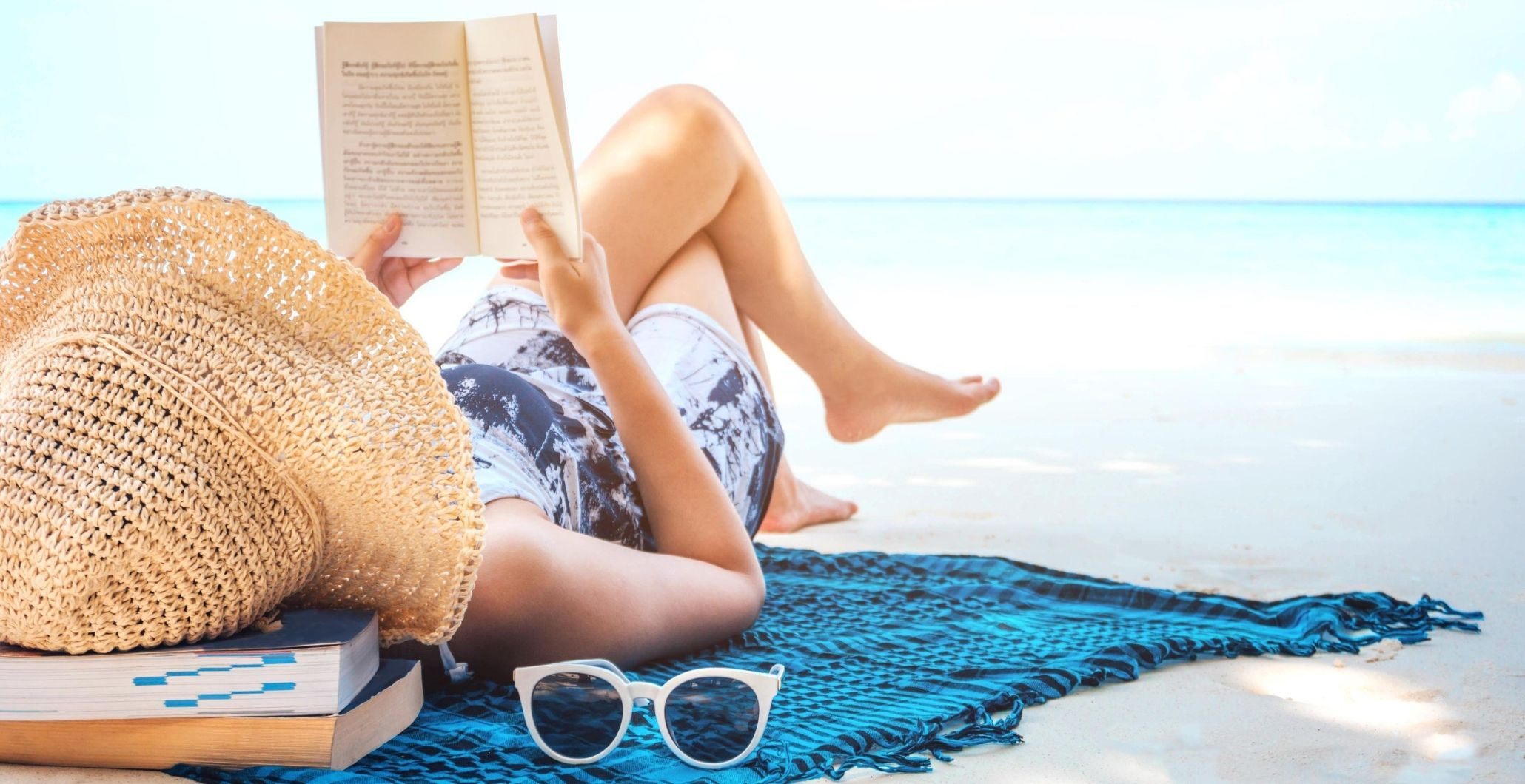 Summer 2020 Beach Reads
