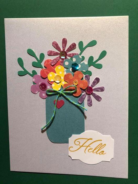 Grab & Go Activity Kit: Sunshine for Seniors Card Making Activity Kit
