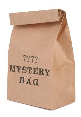 Grab & Go Activity Kit: Mystery Bag