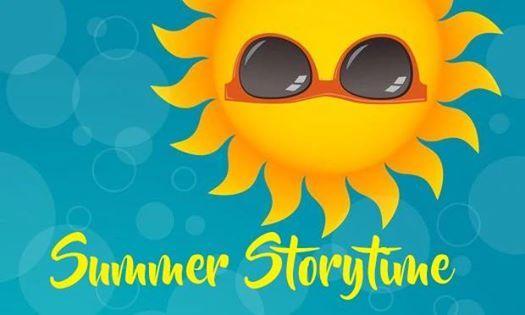 Summertime Online Storytime