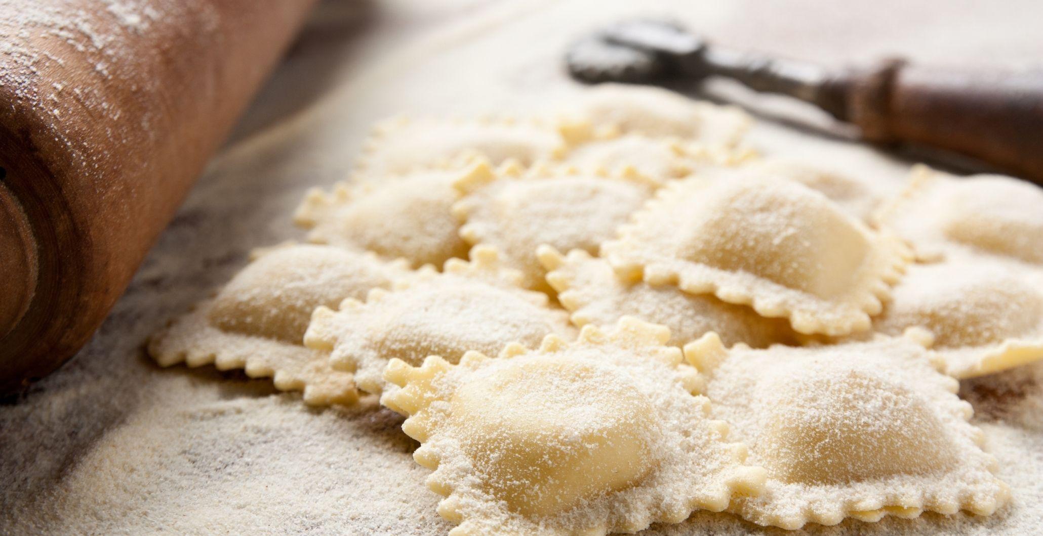 Learn to Make Homemade Ravioli
