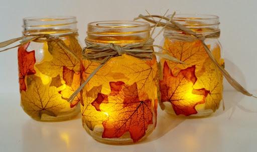 Grab & Go Activity Kit: Fall Luminaries (For Tweens/Teens Gr. 4+)