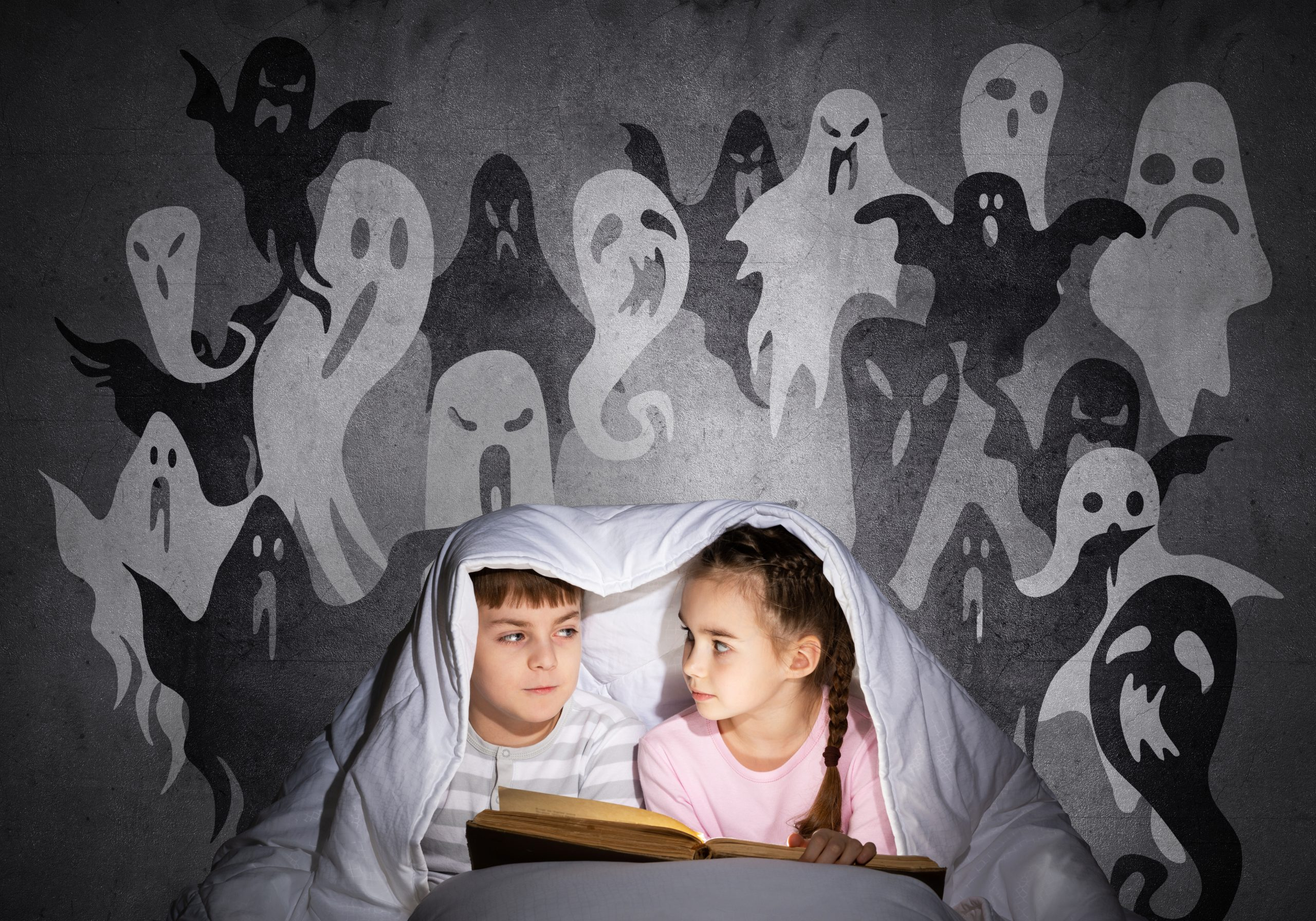 Spooky Reads for Kids