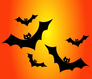 Grab & Go Activity Kit: Halloween Bats (For Gr. K-5)