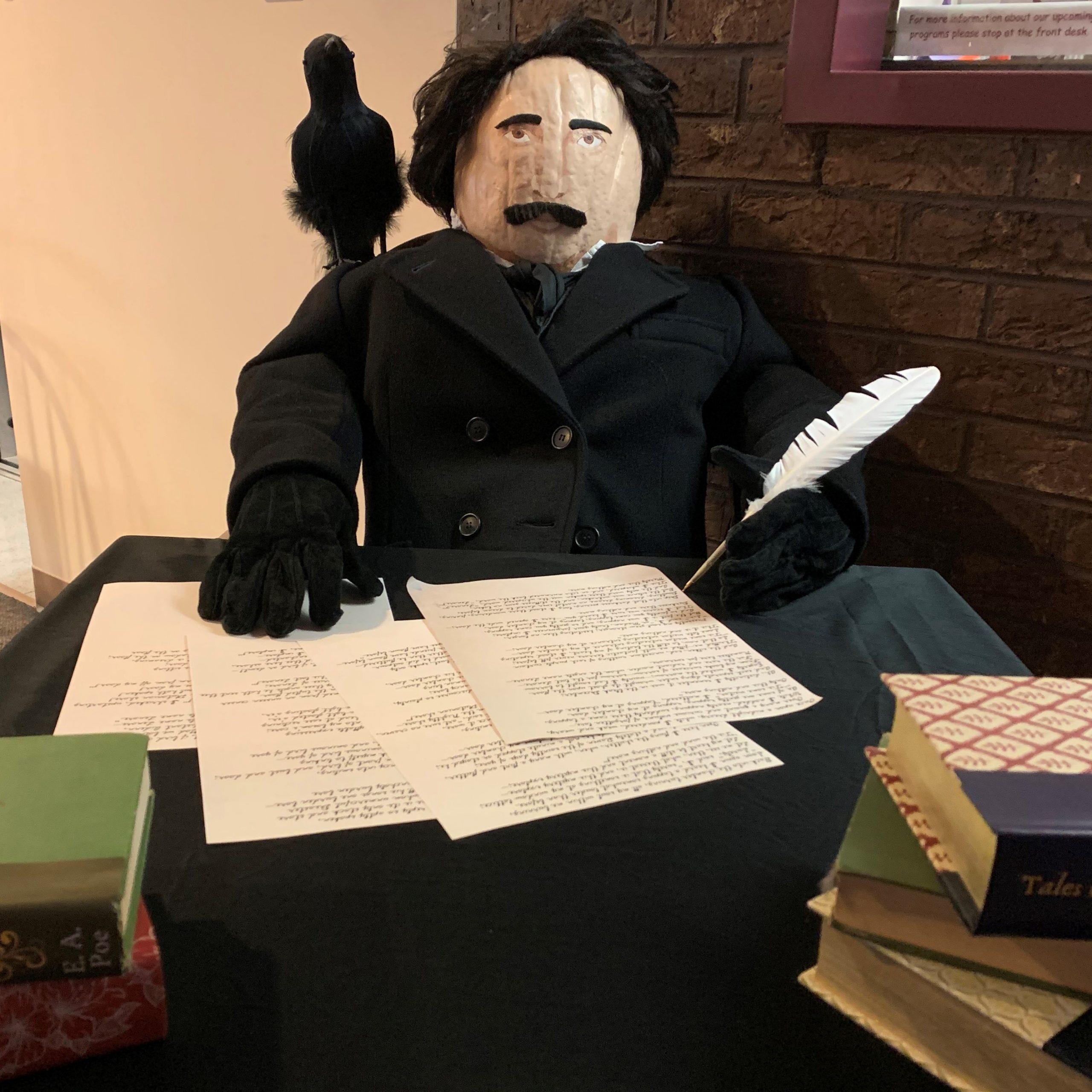 Say hello to Edgar Allan Poempkin!