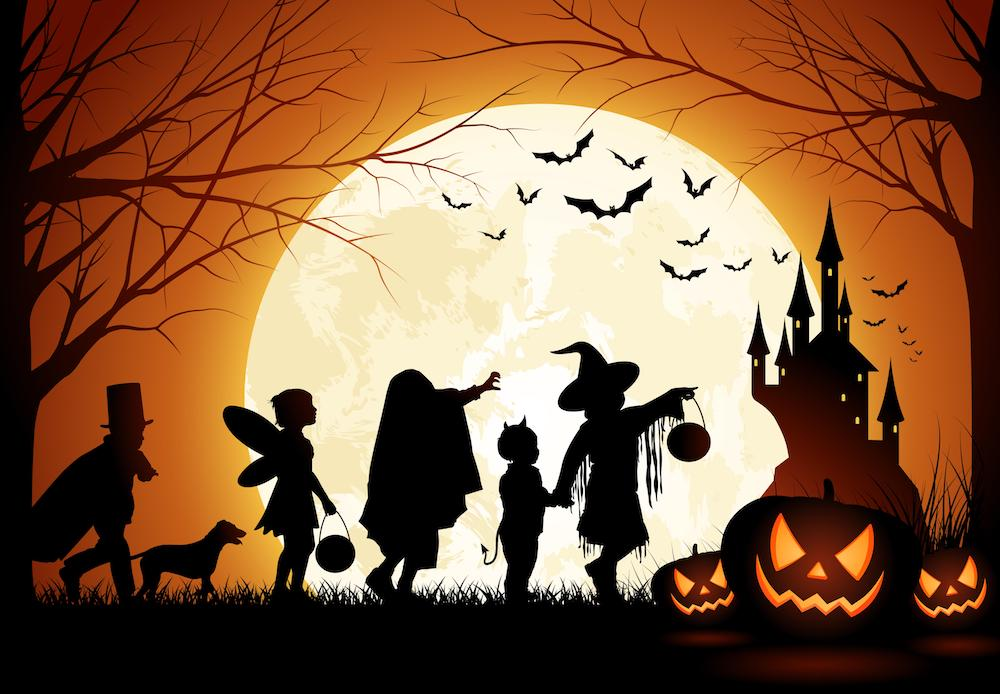Special Grab & Go Activity Kit: Happy Halloween! (Ages 2-5)