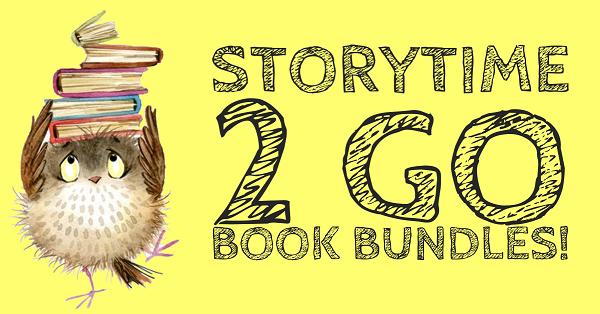 Storytime 2 Go Book Bundles!