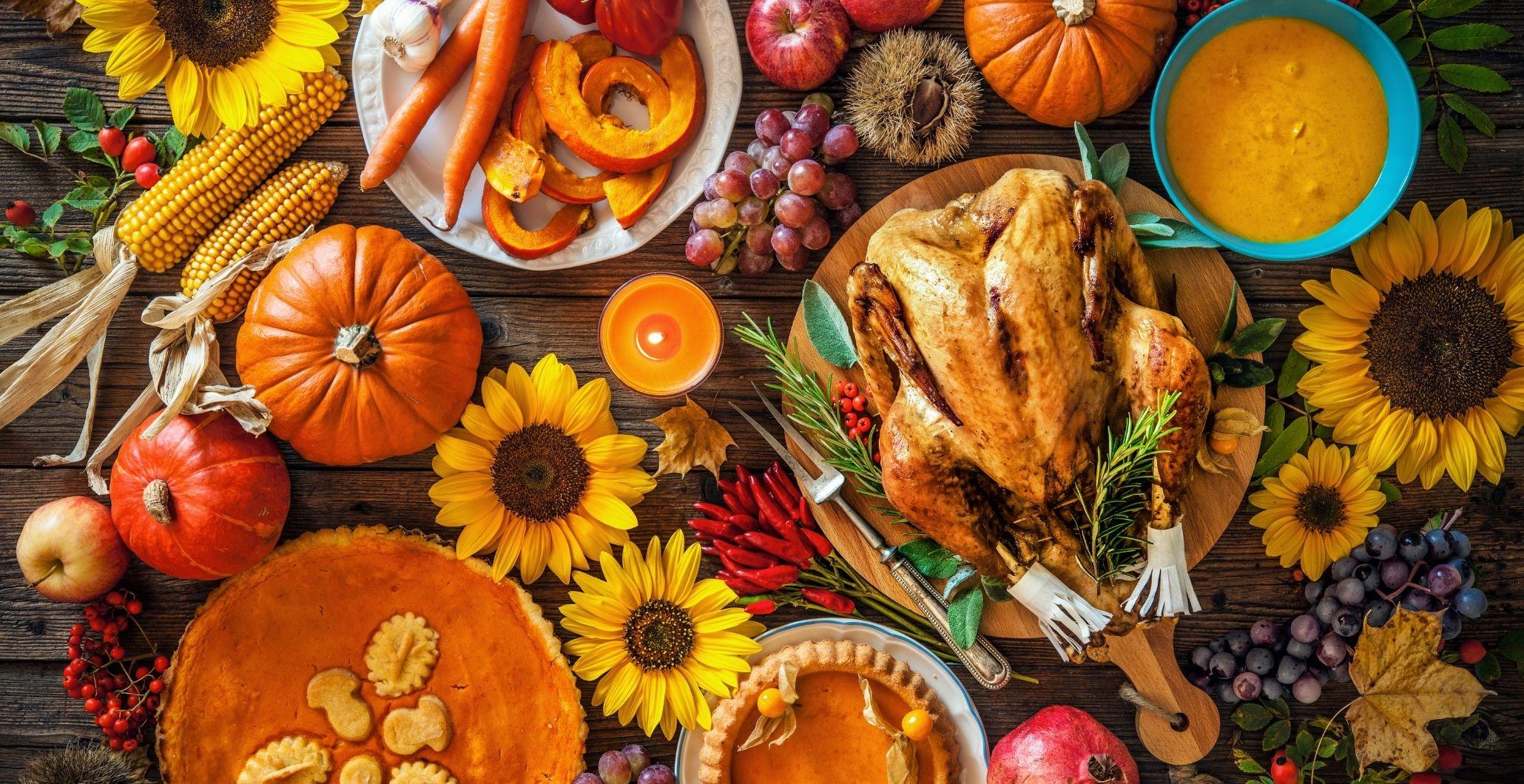 Cookbooks for Thanksgiving
