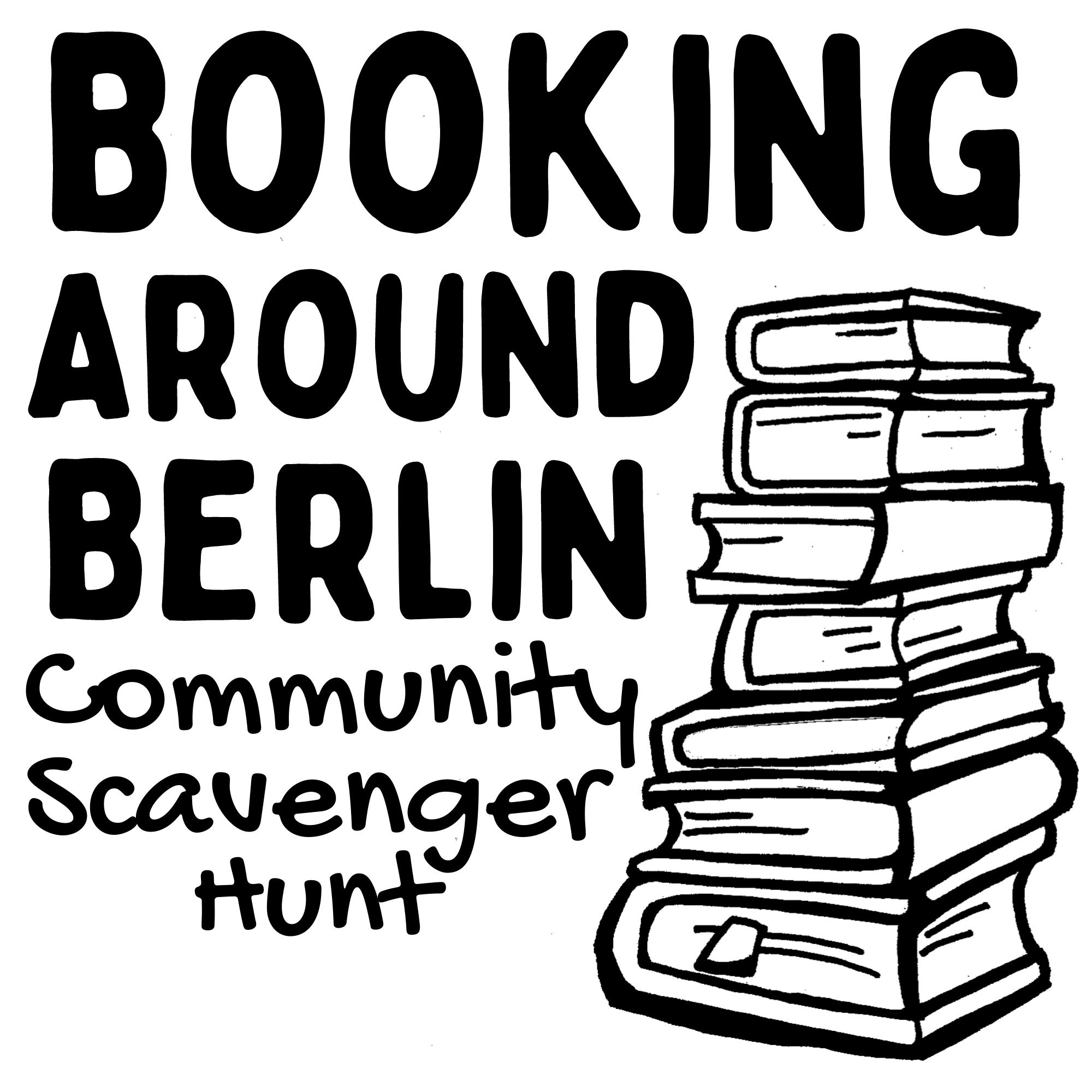 Booking Around Berlin Community Scavenger Hunt