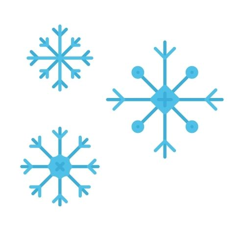 Grab & Go STEAM: Q-Tip Snowflakes (For Grades K-5)