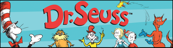 FULL Grab & Go Activity Kit: Happy Birthday, Dr. Seuss! (Ages 3+)