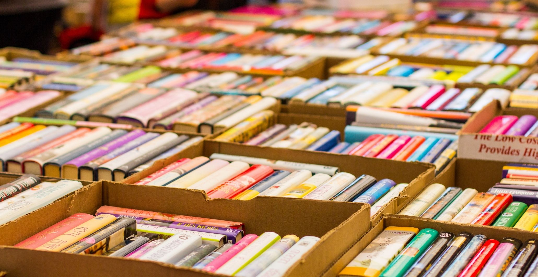 Friends Book Sale Re-Opening