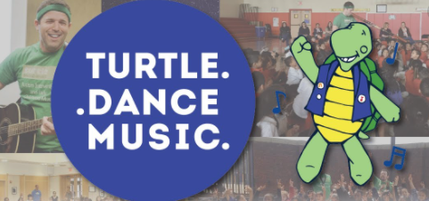 Swing Into Spring with Turtle Dance Music! (Live Zoom Program)
