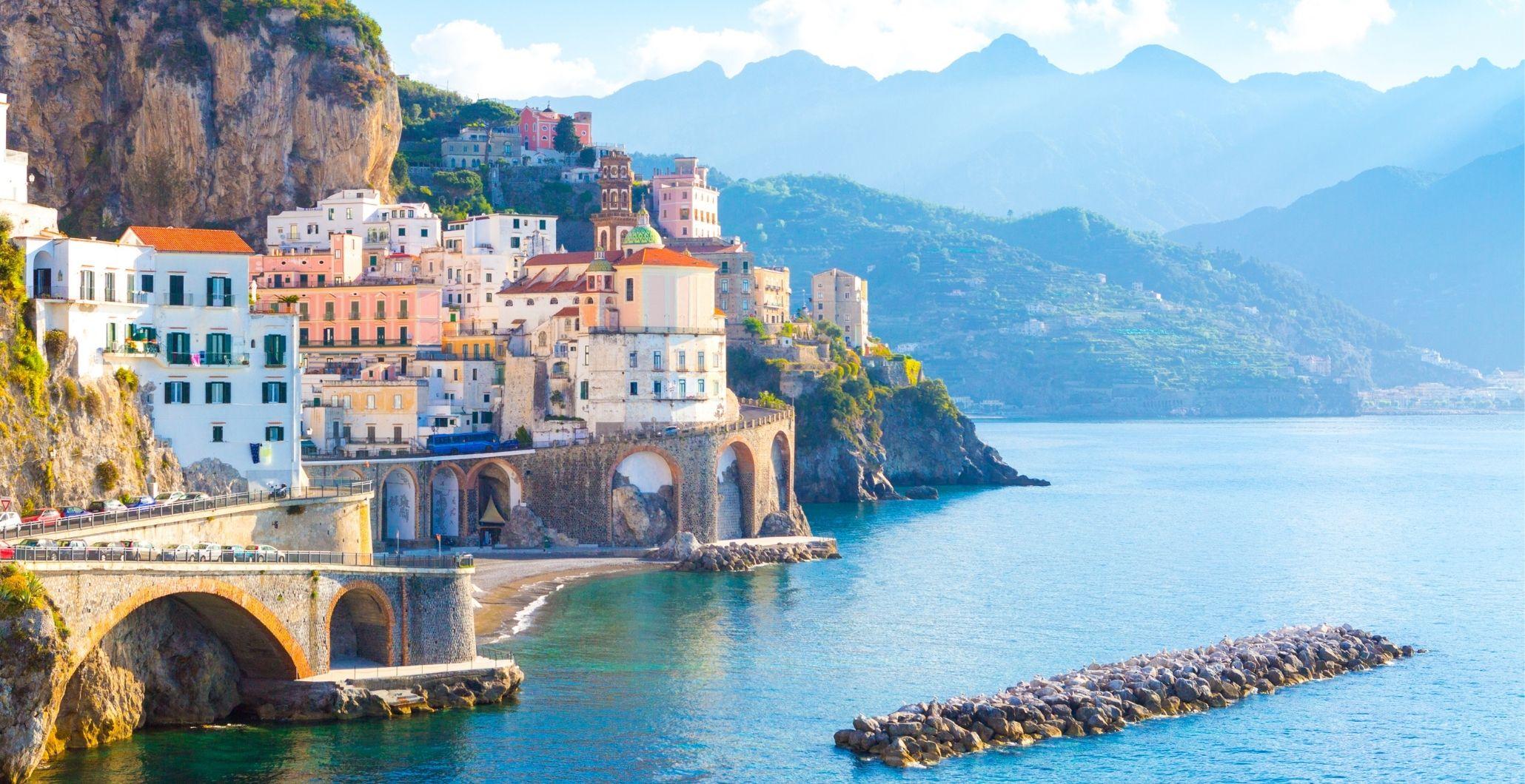 A Passeggiata (Stroll) Through Italy