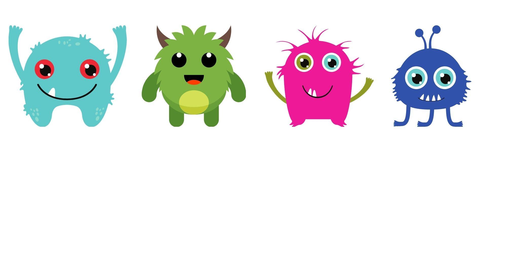 FULL Grab & Go Activity Kit: Monster Bookmark (For Children Entering Gr. 1-6)