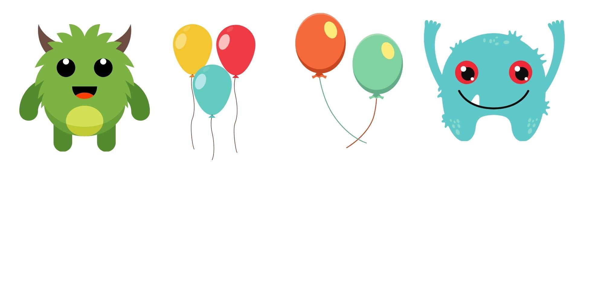 FULL Grab & Go Activity Kit: Balloon Squish Monster (For Children Entering Grades 1-5)