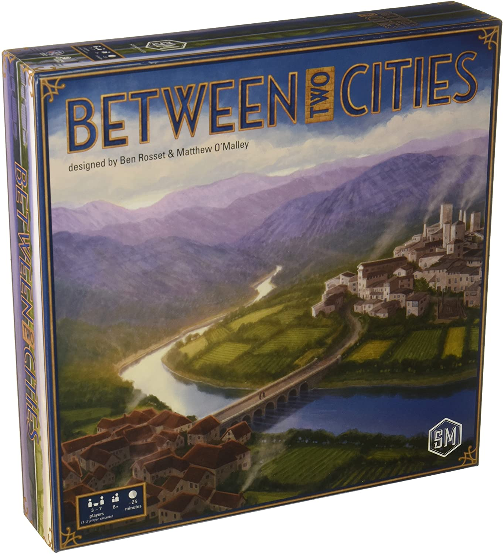 Between Two Cities
