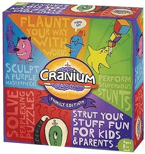 Cranium: Family Edition
