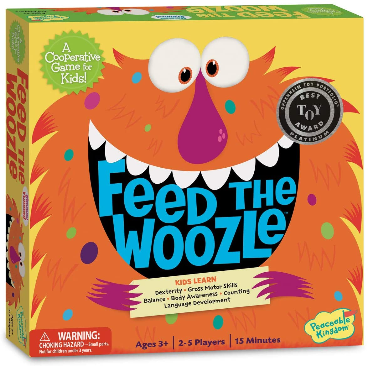 Feed the Woozle