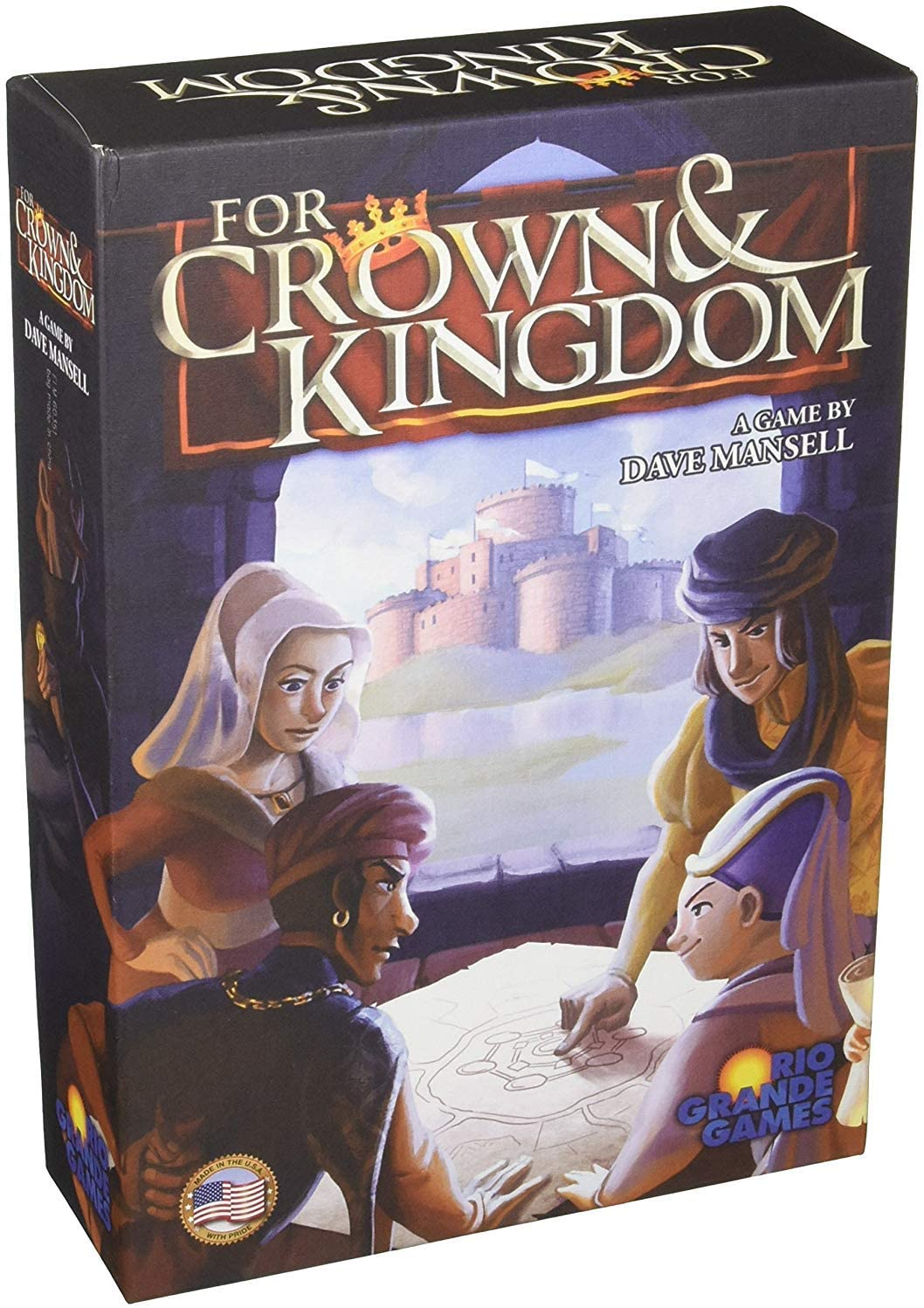 For Crown and Kingdom