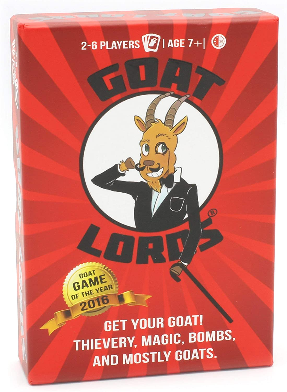 Goat Lords