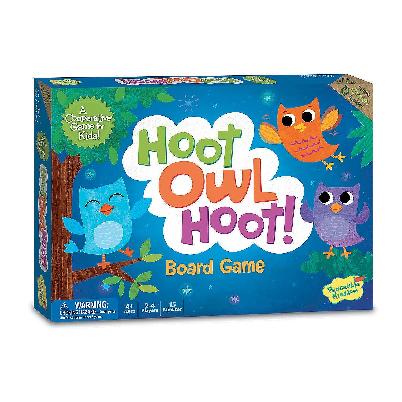 Hoot Owl Hoot