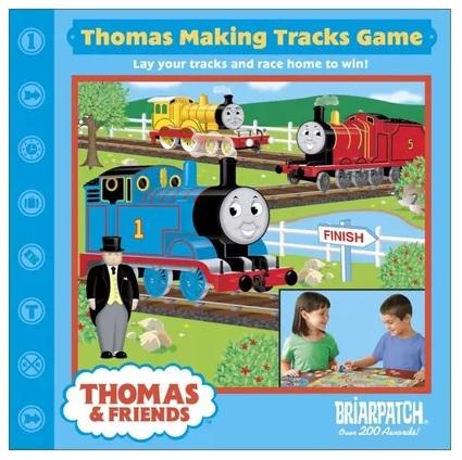 Thomas Making Tracks