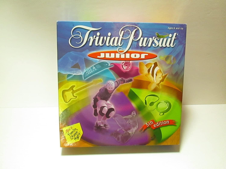 Trivial Pursuit Junior