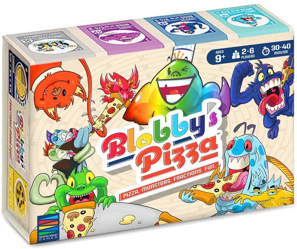 Blobby's Pizza
