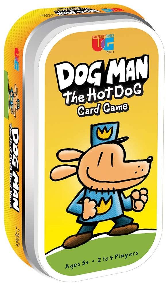 Dog Man: The Hot Dog Card Game