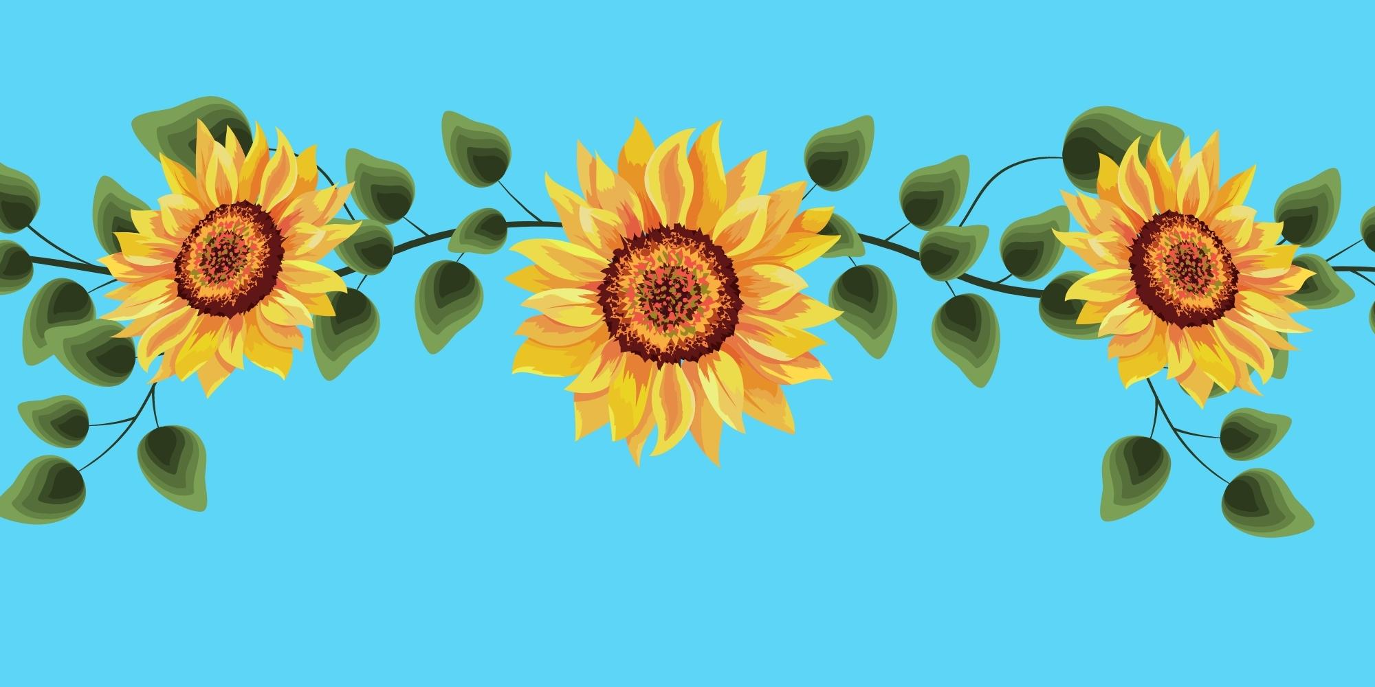 Grab & Go Activity Kit: Sunflower Craft (For Children Ages 2-5)