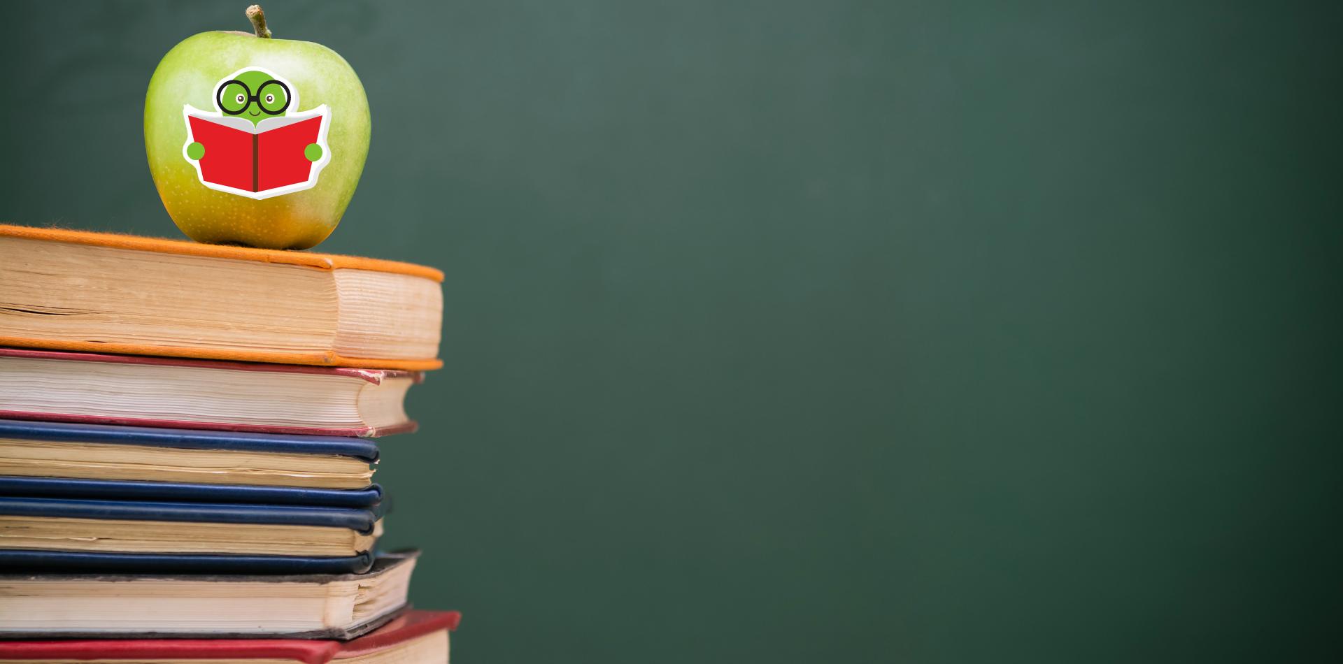 Grab & Go Kit: Bookworm Pencil Holder (Grades K-5)