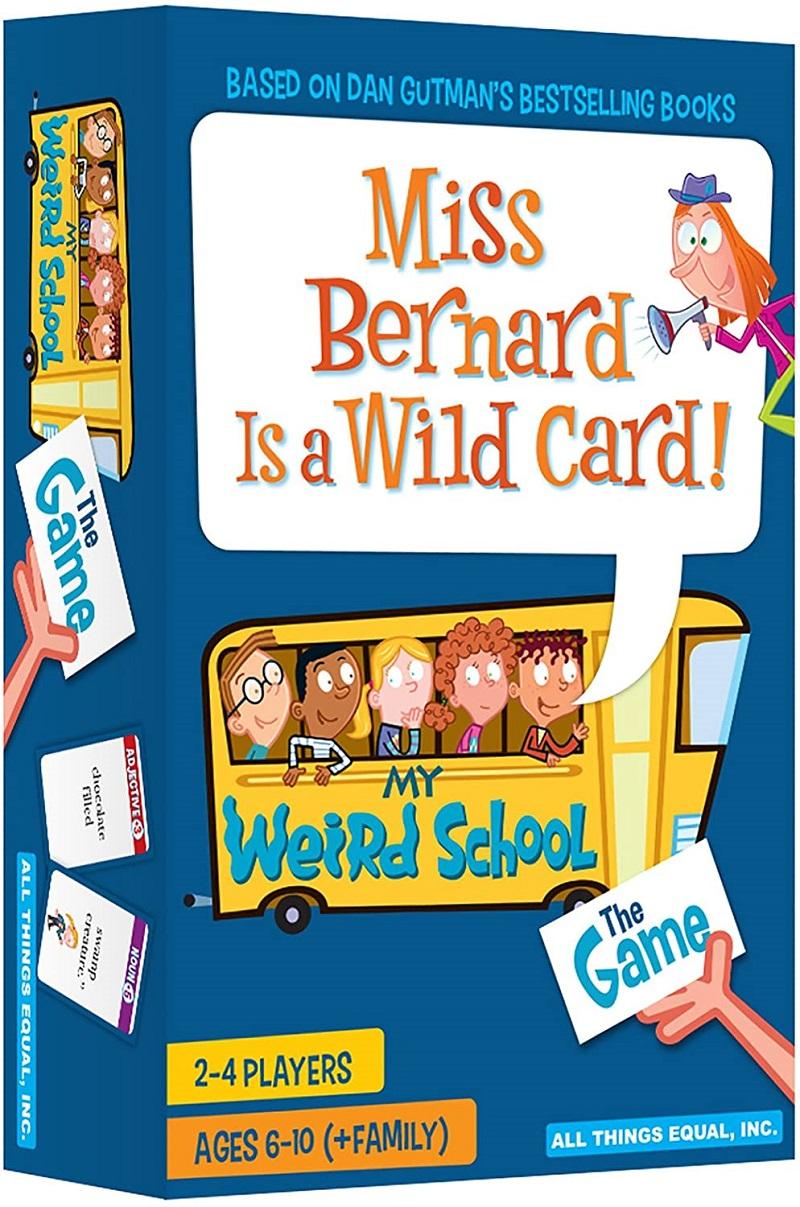 Miss Bernard Is a Wild Card!