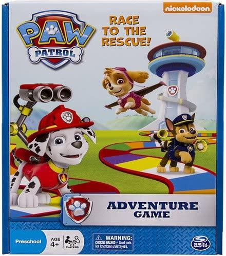 Paw Patrol Adventure Game