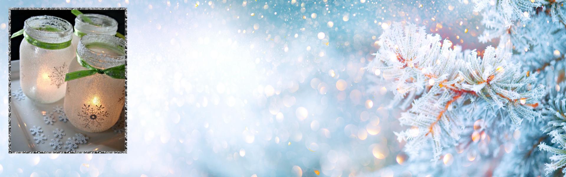 Grab & Go Kit: Sparkling Winter Luminaries (Gr. 6-12)